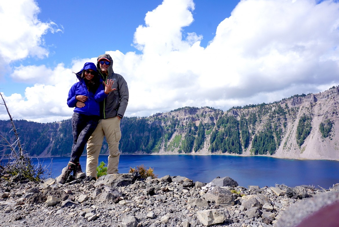 Hiking Healthy: Crater Lake