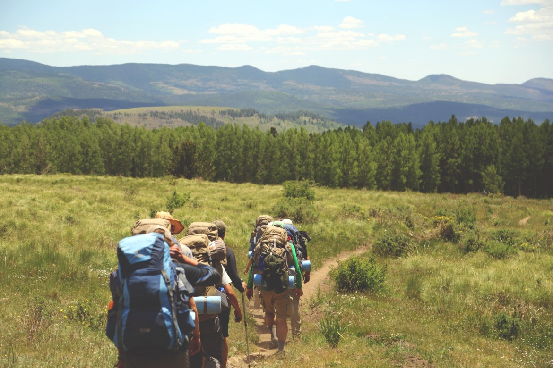 Hiking and Walking