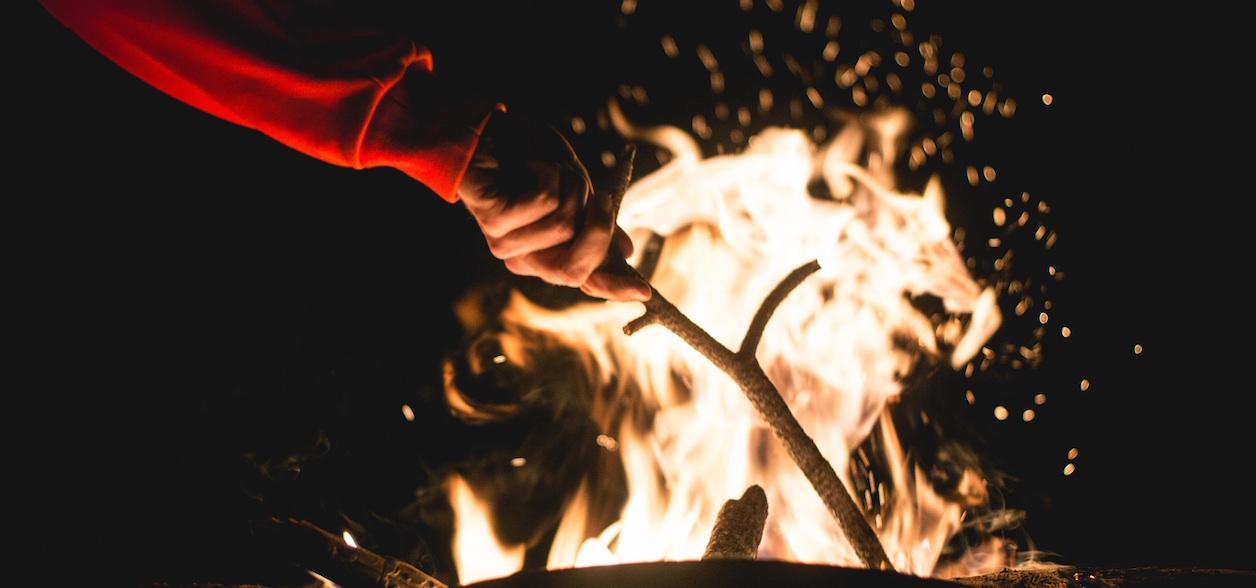 Ten Essentials: Fire